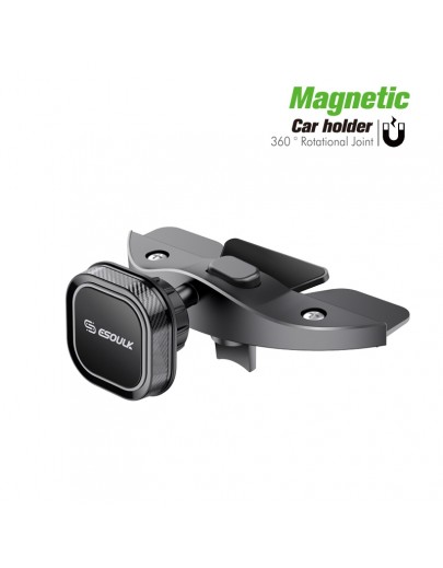 EH36BK: Magnet CD Slot Car Mount